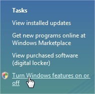 windows vista services uitschakelen